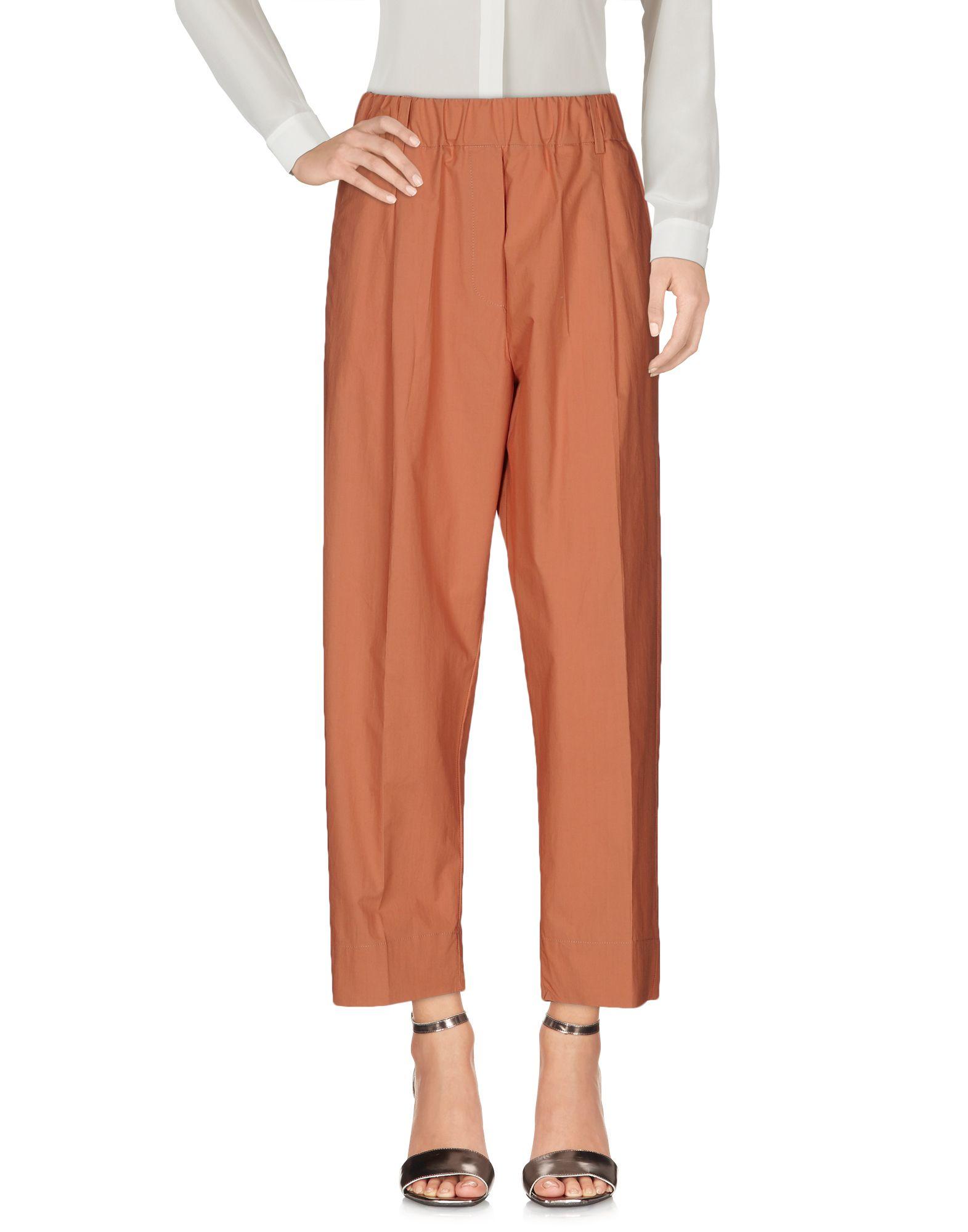 JUCCA Повседневные брюки брюки yarmina yarmina ya007ewtfy45