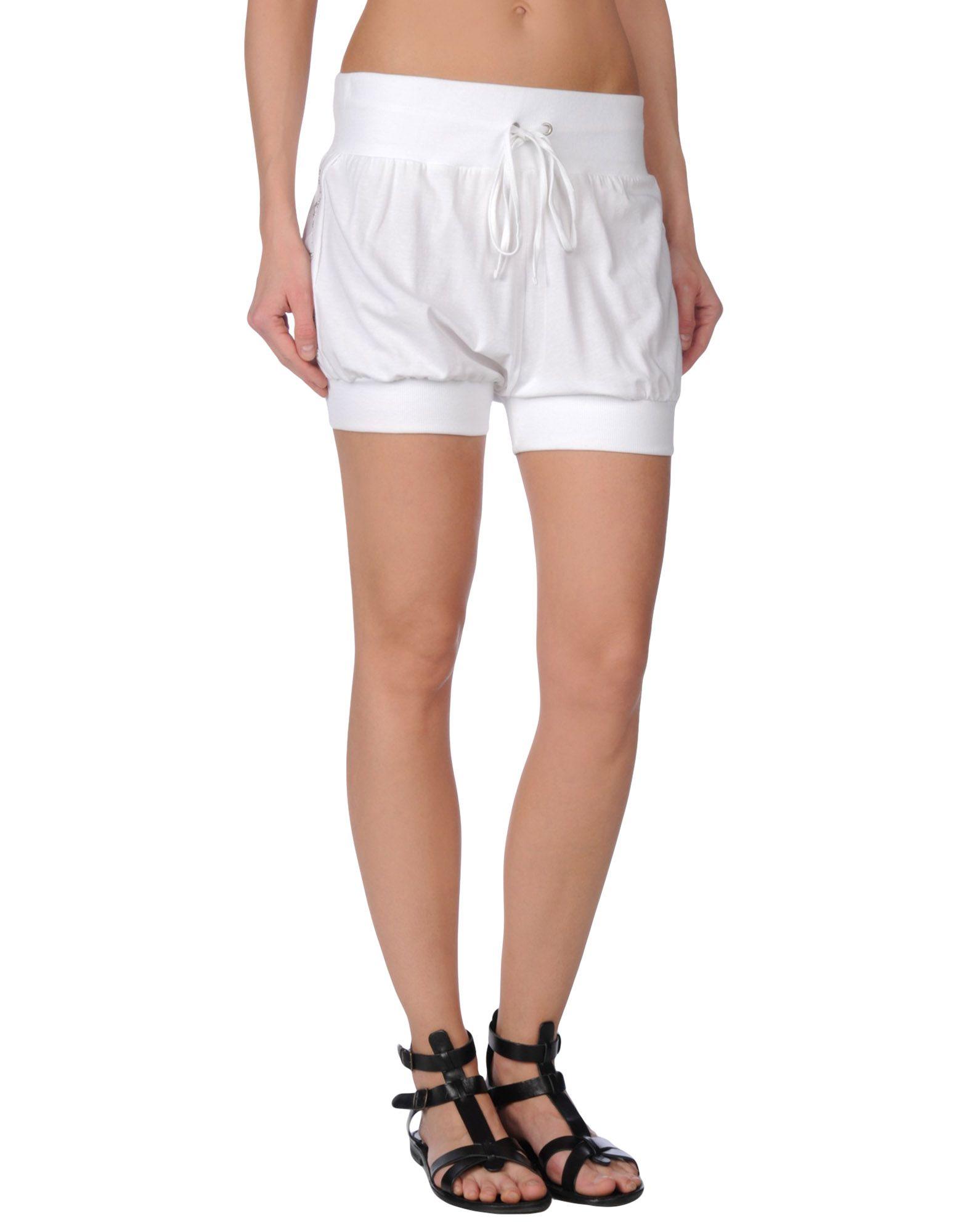 TWIN-SET Simona Barbieri Пляжные брюки и шорты брюки спортивные twin set simona barbieri twin set simona barbieri tw005ewzly12