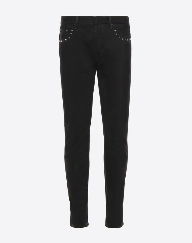CHINOS DENIM ROCKSTUD UNTITLED