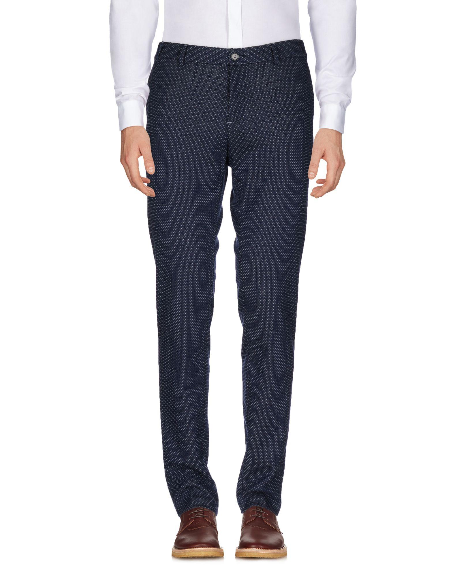 цена PAUL MIRANDA Повседневные брюки онлайн в 2017 году