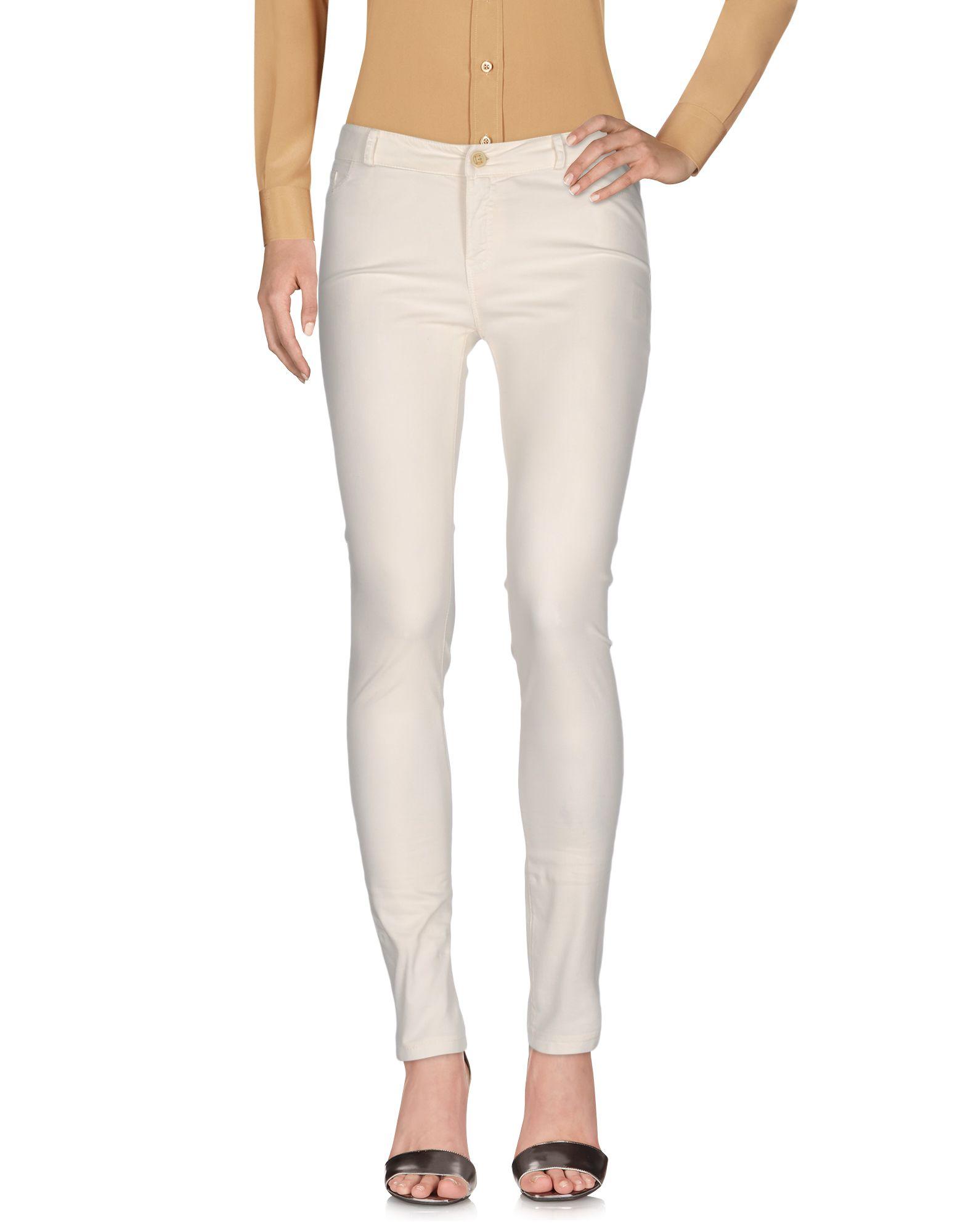 GUARDAROBA by ANIYE BY Damen Hose Farbe Elfenbein Größe 5