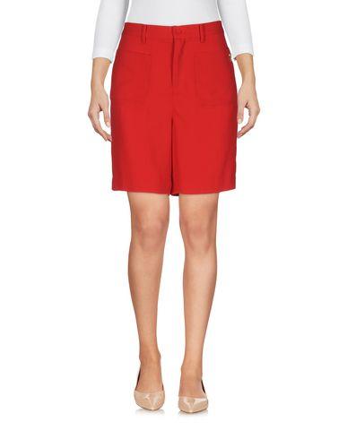 Pantaloni bermuda Rosso donna SCEE by TWIN-SET Bermuda donna