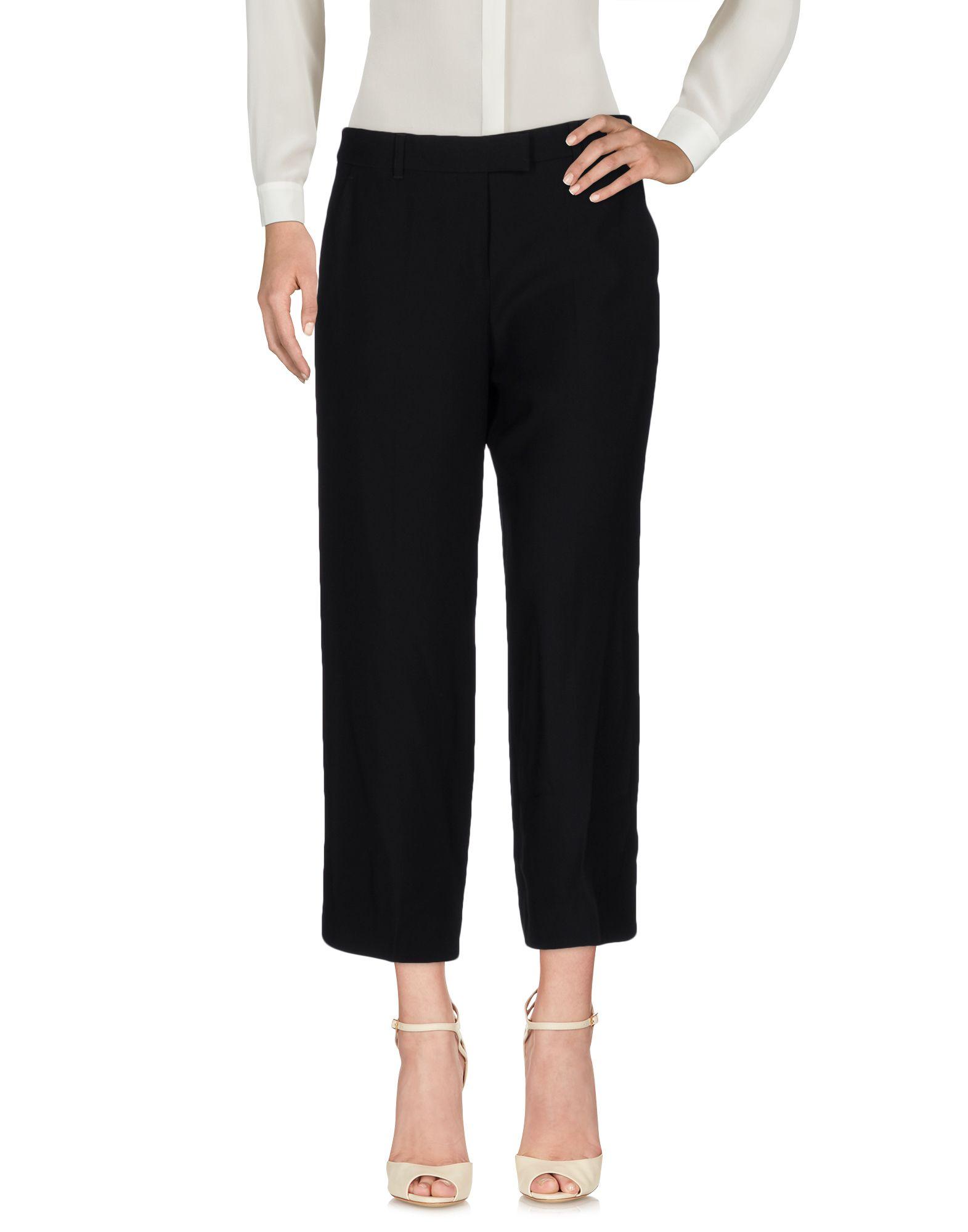 MOSCHINO CHEAP AND CHIC Повседневные брюки брюки moschino черный