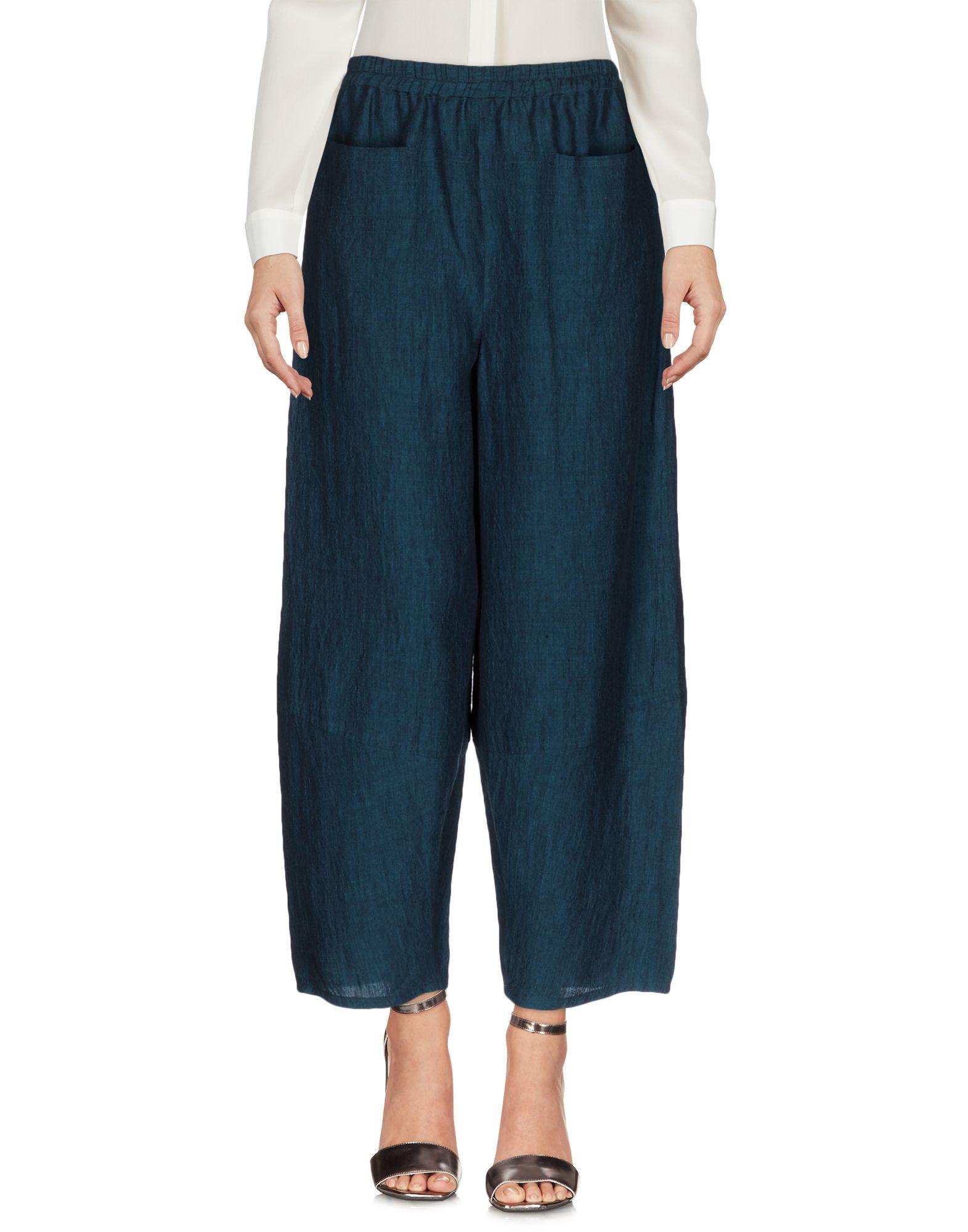 CRISTINA BONFANTI Повседневные брюки