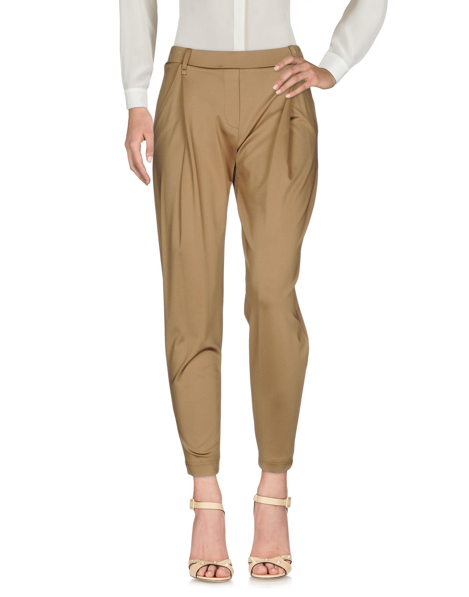 где купить  PLEIN SUD PAR FAYҪAL AMOR Повседневные брюки  по лучшей цене