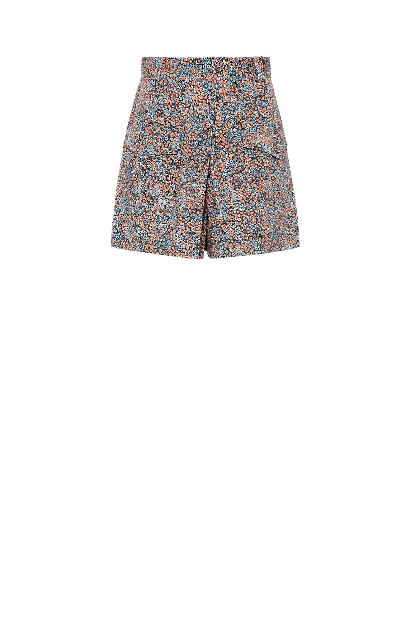 MICRO FLOWER SHORTS