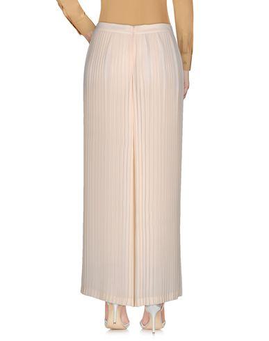 BLUMARINE Damen Maxirock Elfenbein Größe 36 100% Polyester