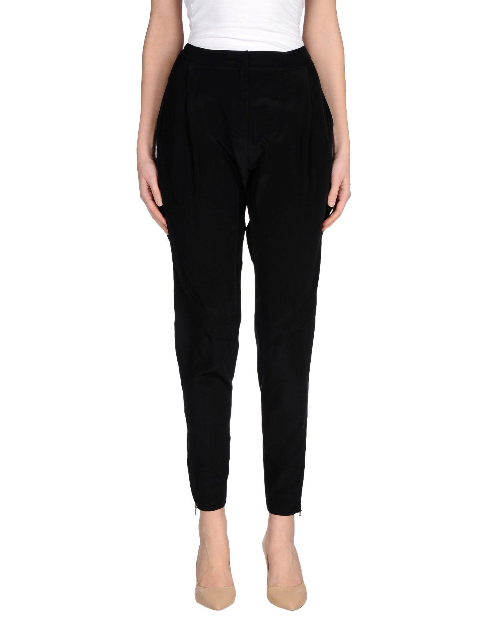 цена DOROTHEE SCHUMACHER Повседневные брюки онлайн в 2017 году