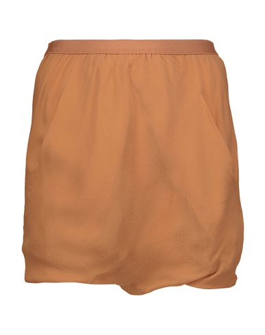 RICK OWENS SKIRTS Mini skirts Women