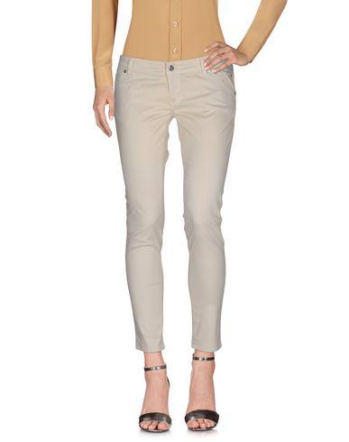 Повседневные брюки PINKO GREY 36959894CC