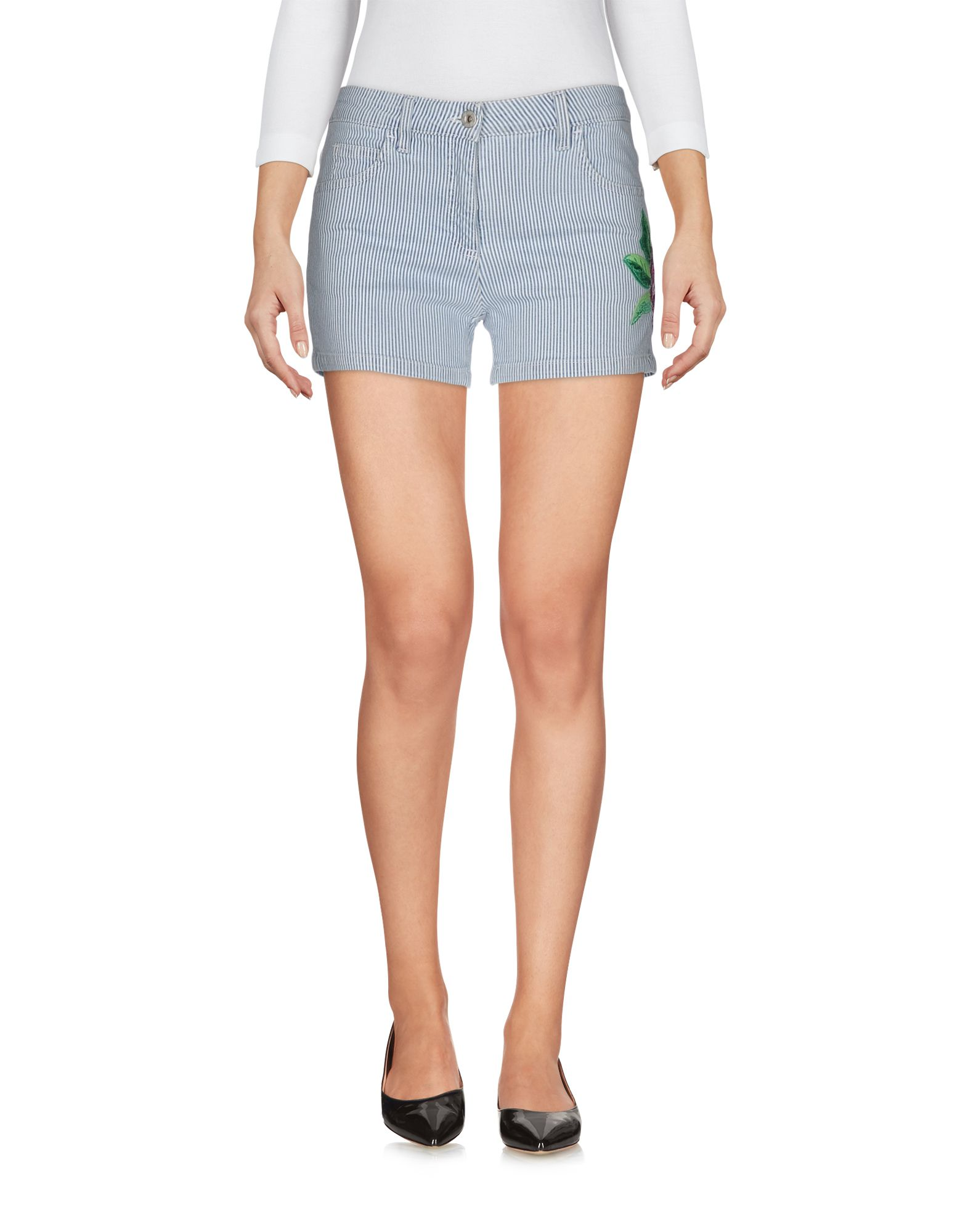 BLUMARINE Повседневные шорты шорты blumarine шорты