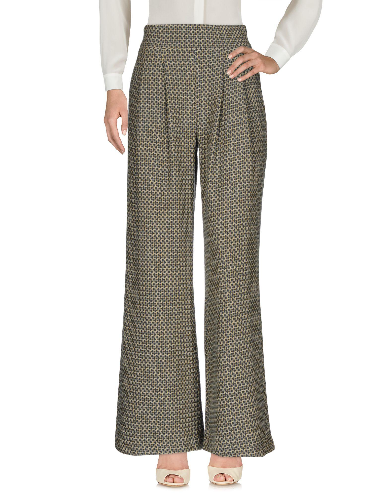 MANILA GRACE DENIM Повседневные брюки цена 2017
