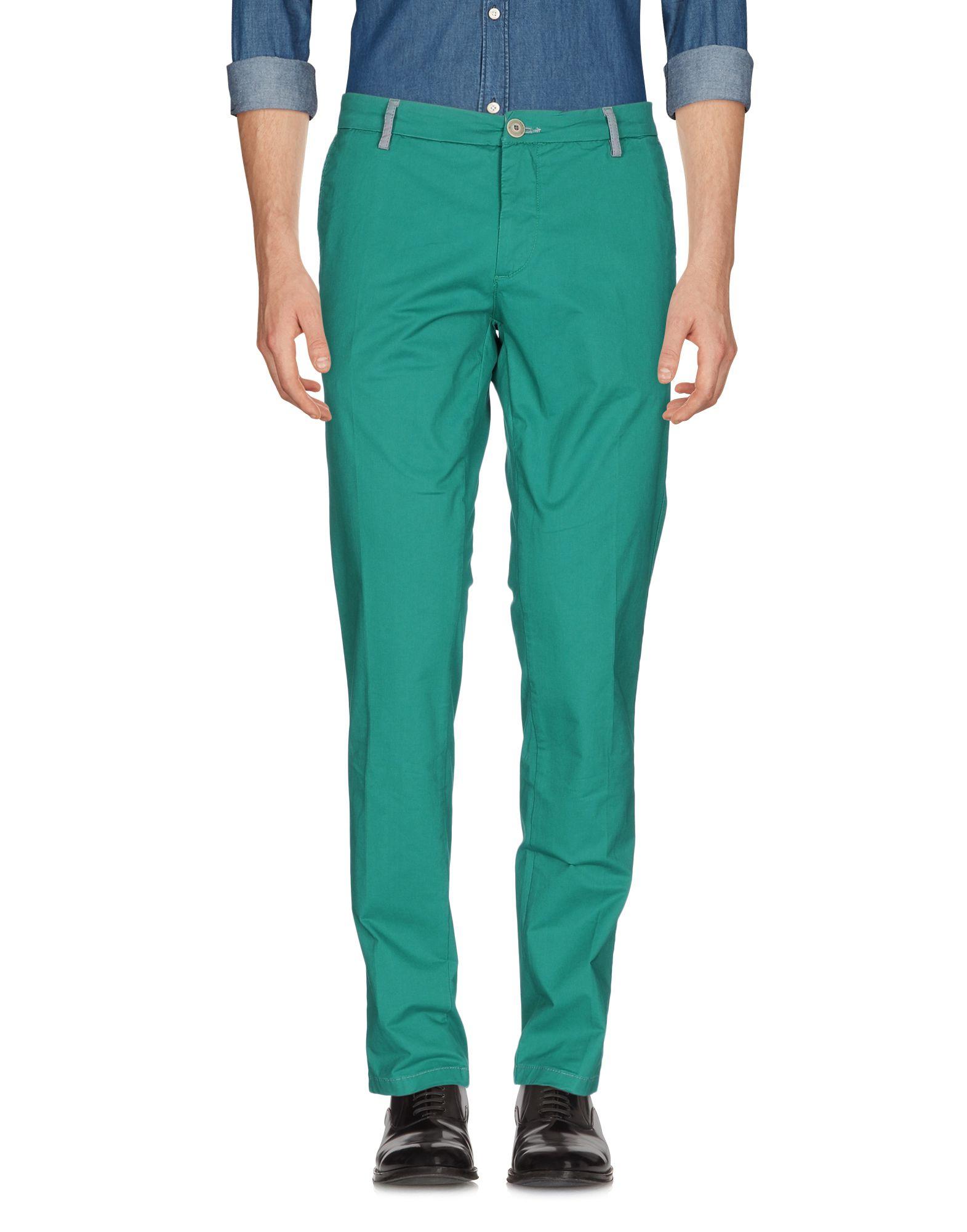 DIMATTIA Повседневные брюки цены онлайн