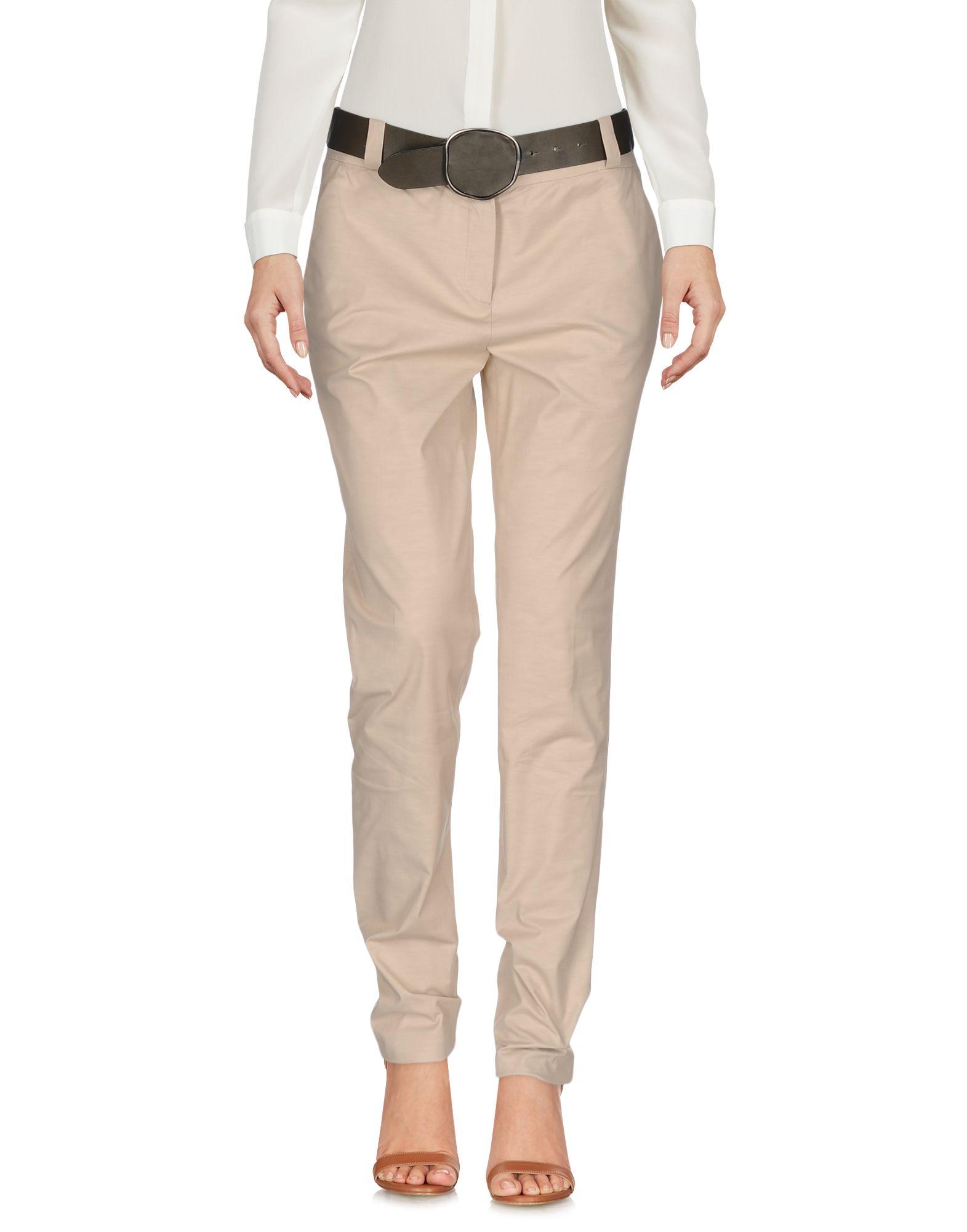 ALBA CONDE Повседневные брюки ремень alba moda