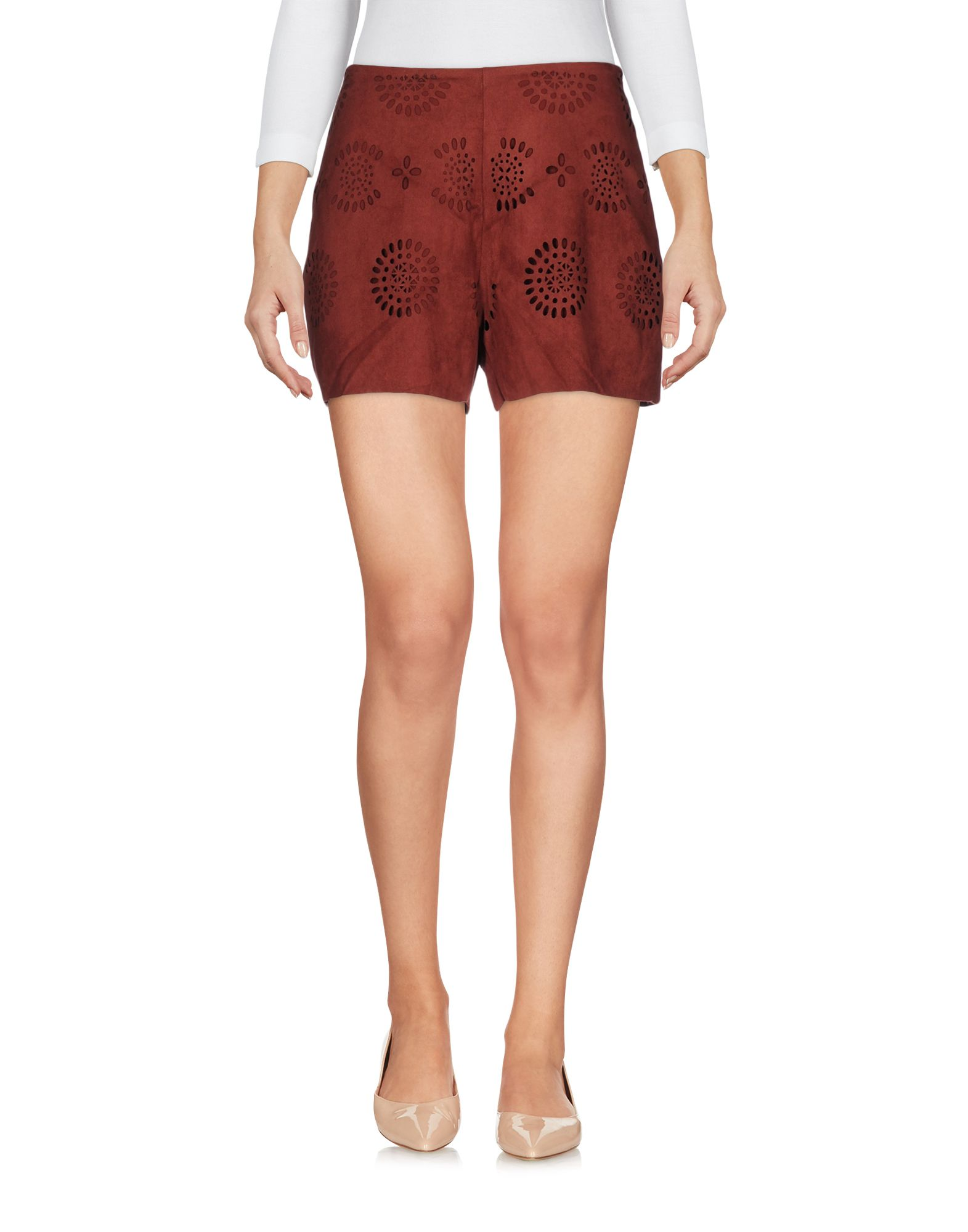 VERO MODA Повседневные шорты шорты vero moda 10192938 silver mink
