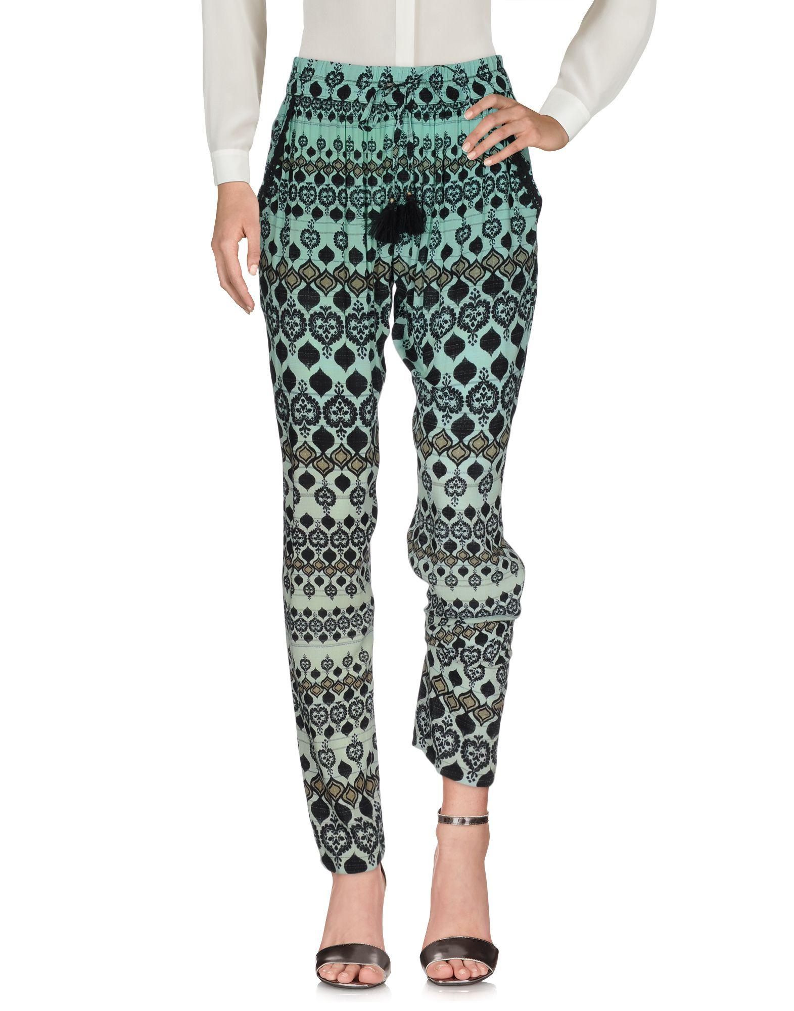 GYPSY Повседневные брюки gypsy silver metal waist chain