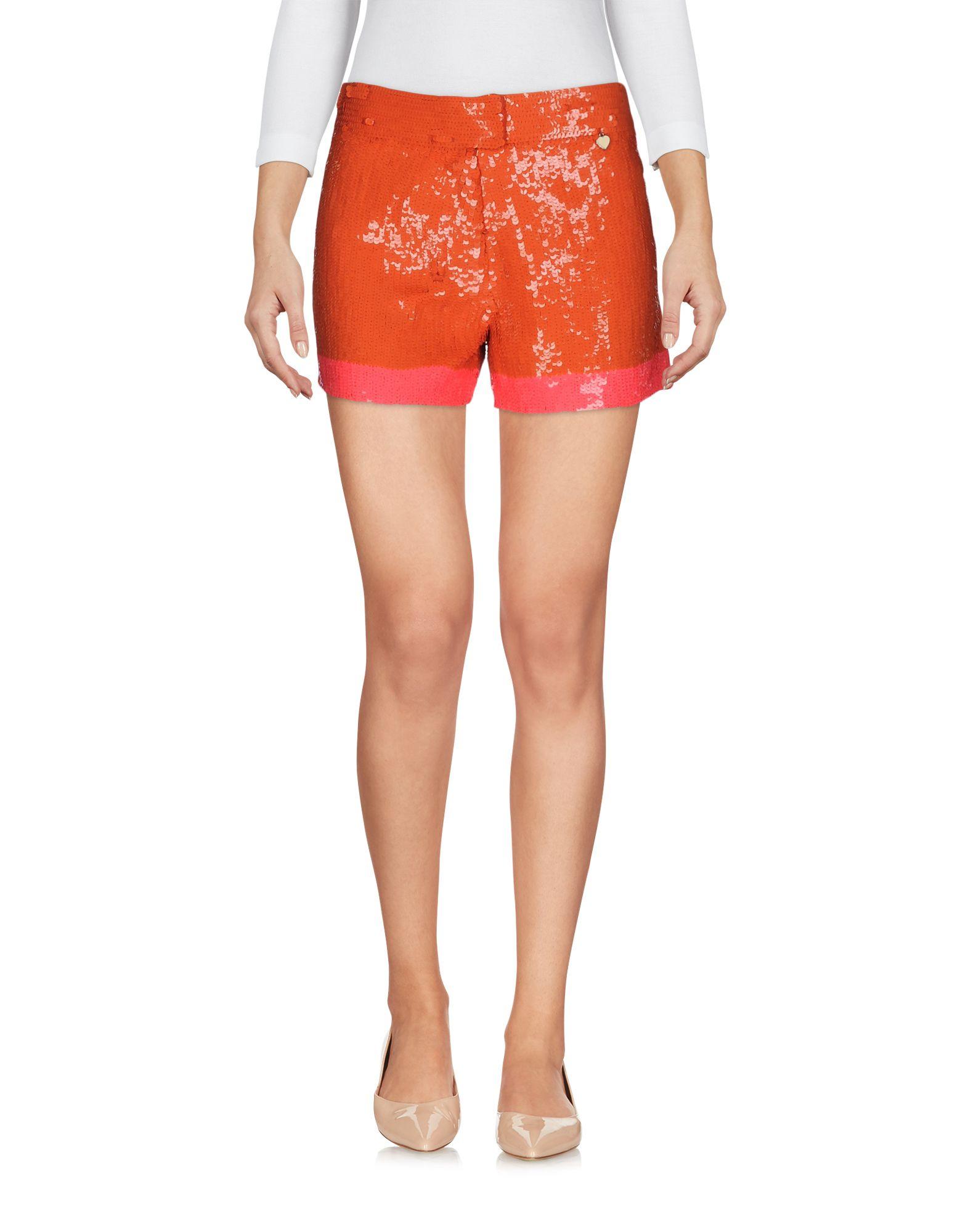 TWIN-SET JEANS Повседневные шорты платье twin set simona barbieri twin set simona barbieri tw005ewzlx76