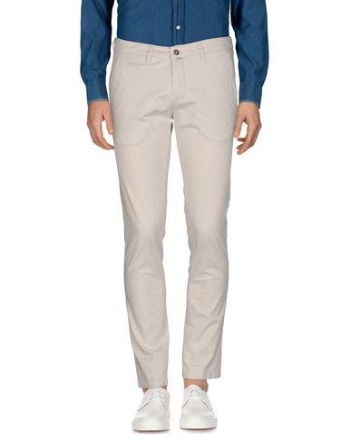 Фото - Повседневные брюки от BRIGLIA 1949 цвет слоновая кость