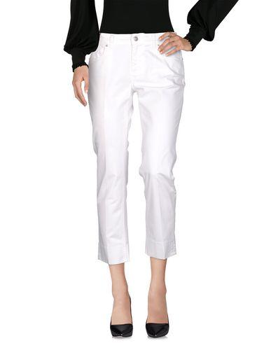 Фото - Повседневные брюки от ATELIER NOTIFY белого цвета