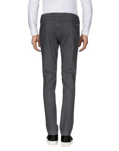 Фото 2 - Повседневные брюки от ENTRE AMIS свинцово-серого цвета
