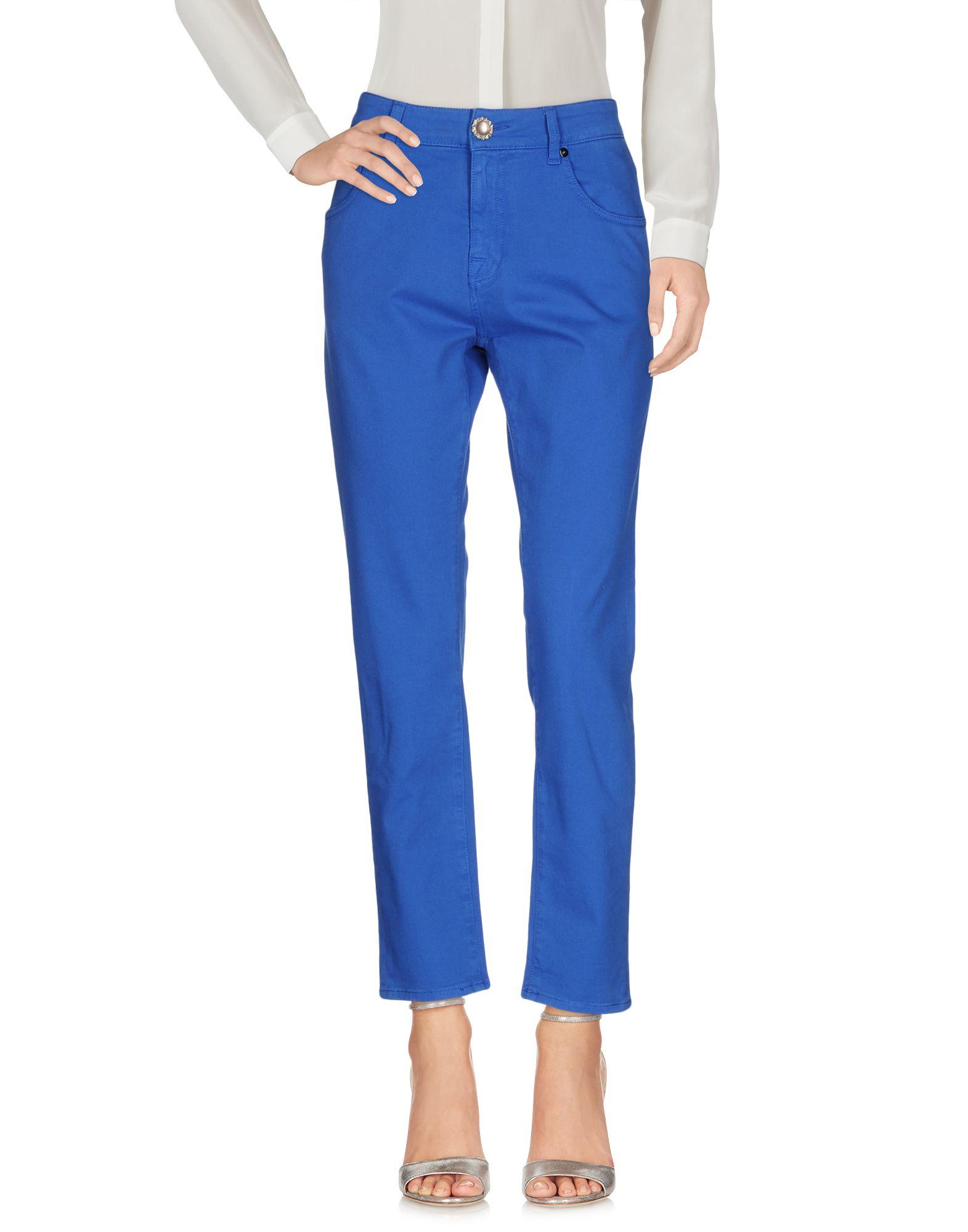JIJIL LE BLEU Повседневные брюки jijil le bleu джинсовая юбка
