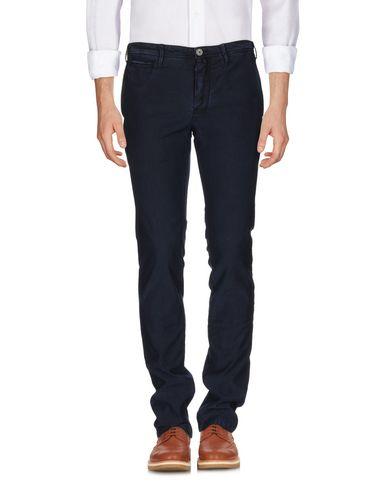 Купить Повседневные брюки от ICON темно-синего цвета