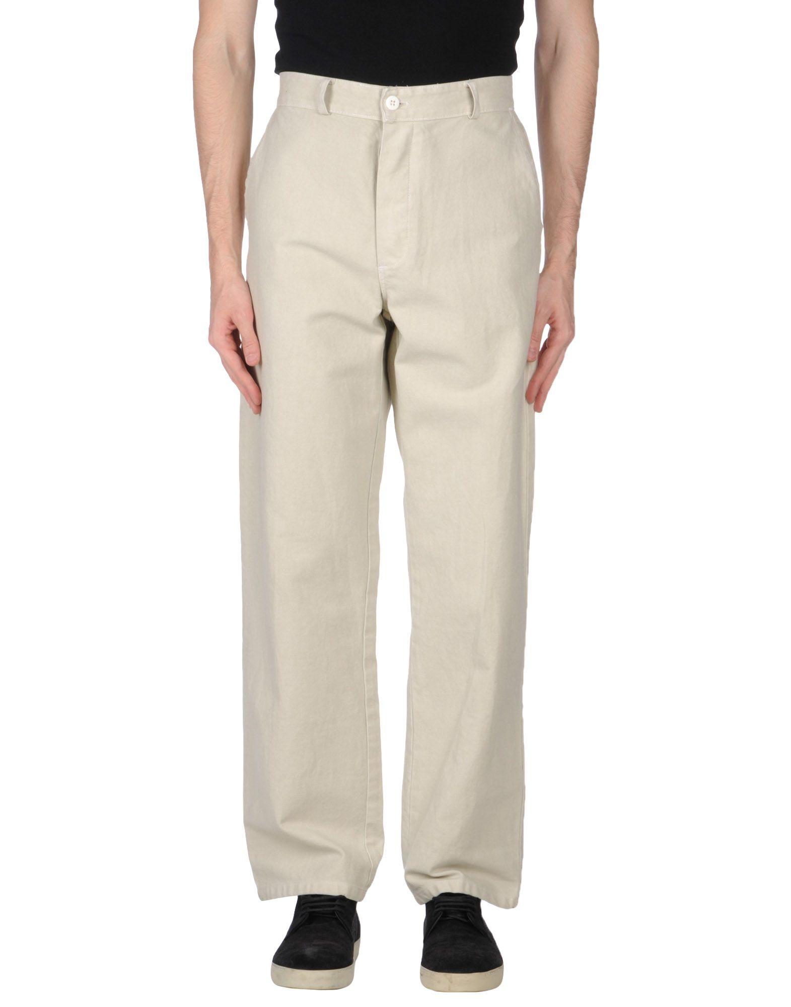 SULTAN FABRIQUE Повседневные брюки