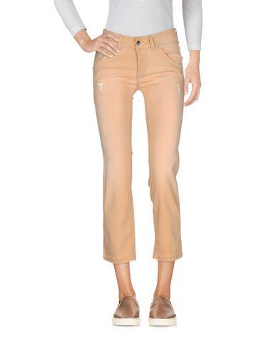 Джинсовые брюки-капри MET & FRIENDS 36976750CK