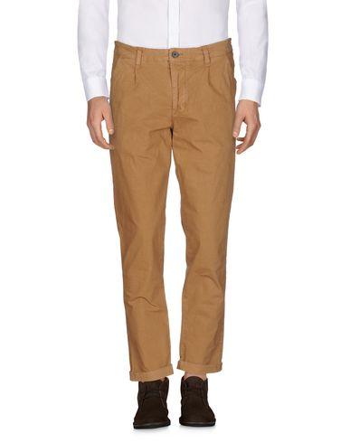 Фото - Повседневные брюки от RANSOM цвет верблюжий