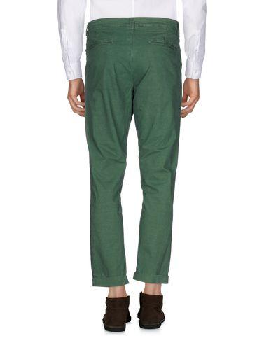 Фото 2 - Повседневные брюки от RANSOM зеленого цвета