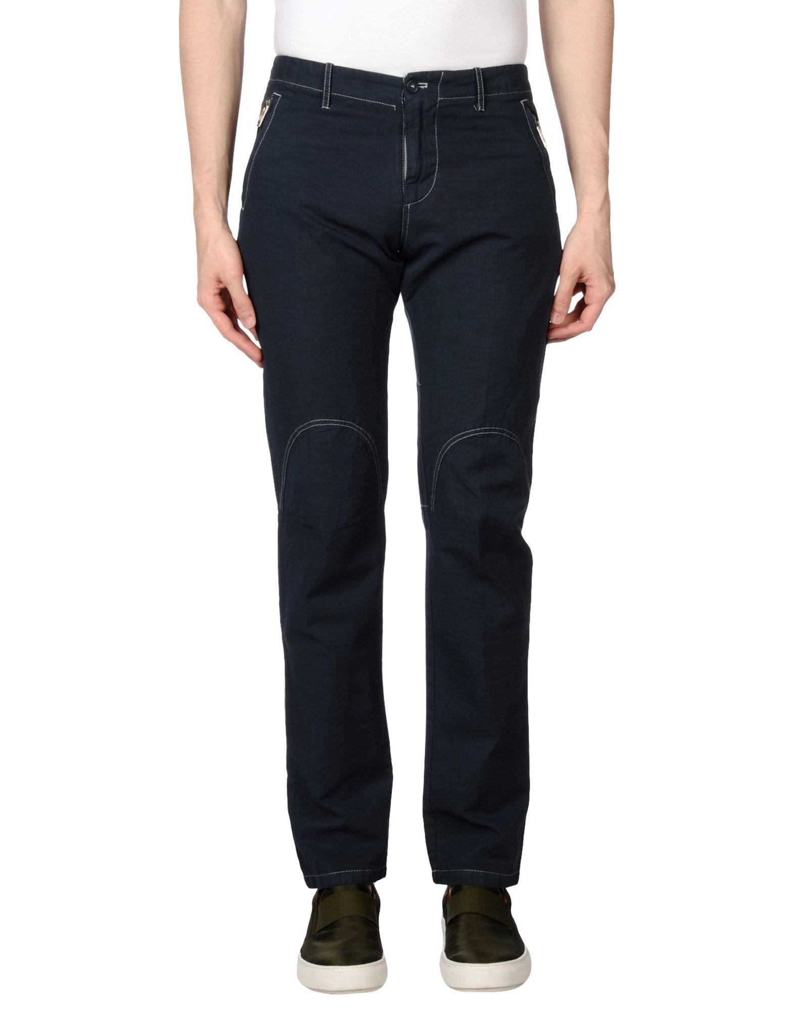 цена GIAN CARLO ROSSI Повседневные брюки