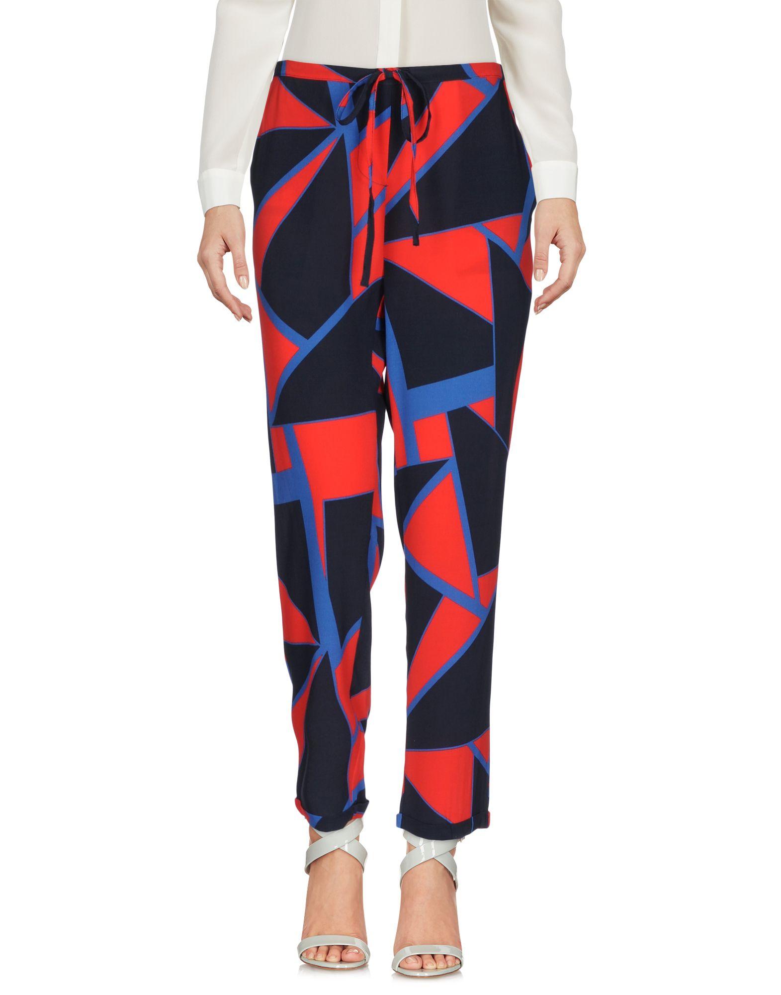DORALICE Повседневные брюки цены онлайн