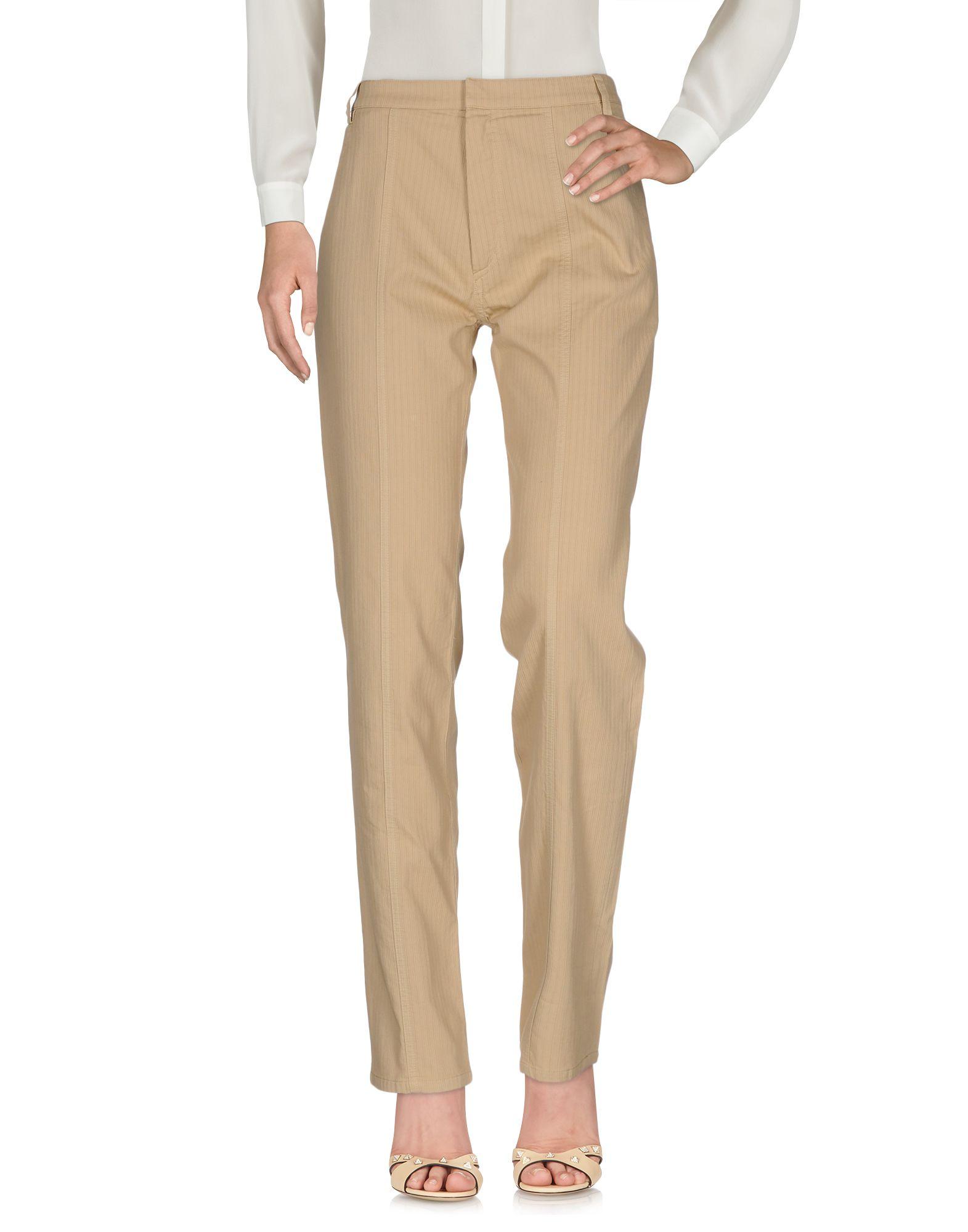 где купить  BALENCIAGA LE DIX Повседневные брюки  по лучшей цене