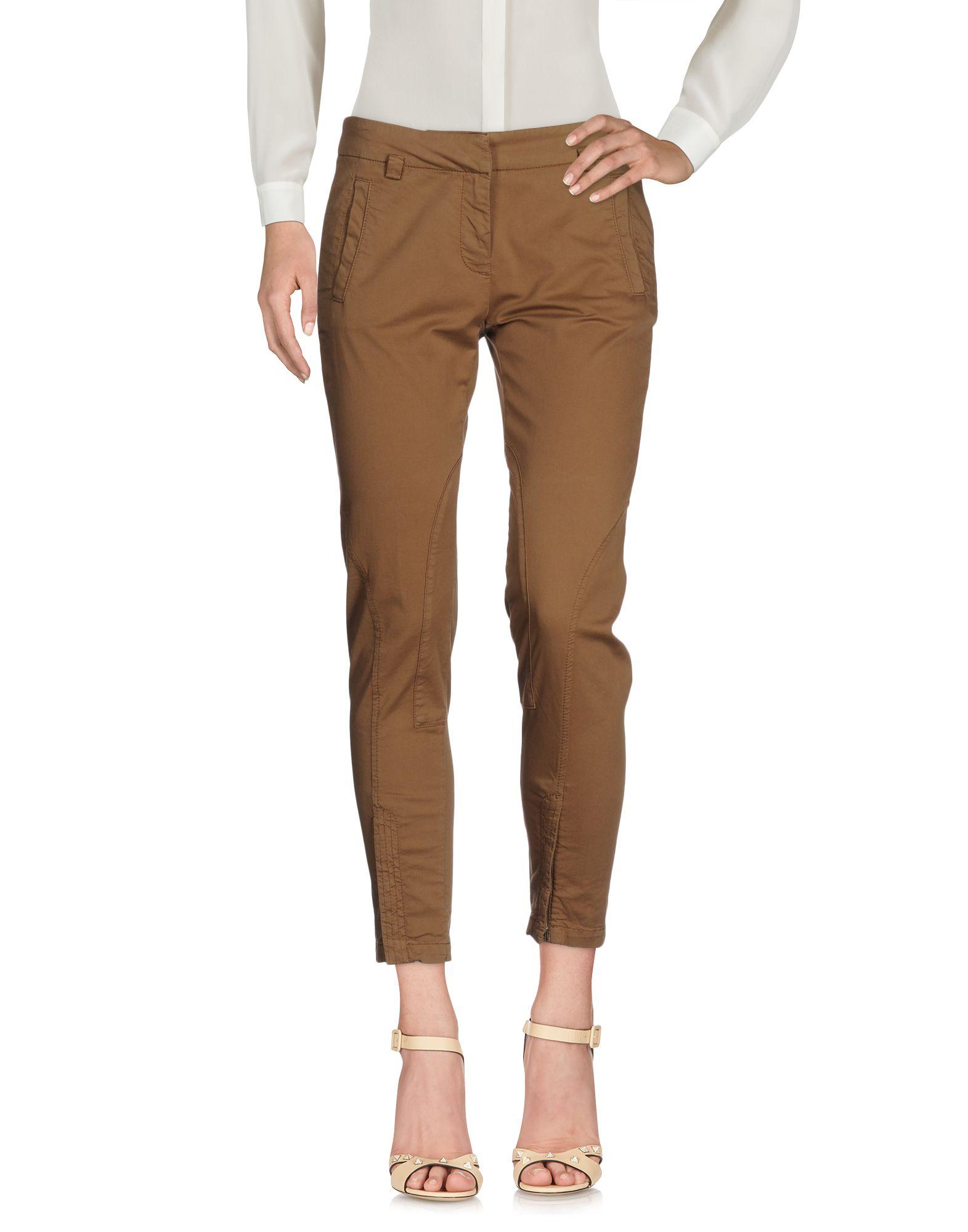 Фото SCERVINO STREET Повседневные брюки. Купить с доставкой