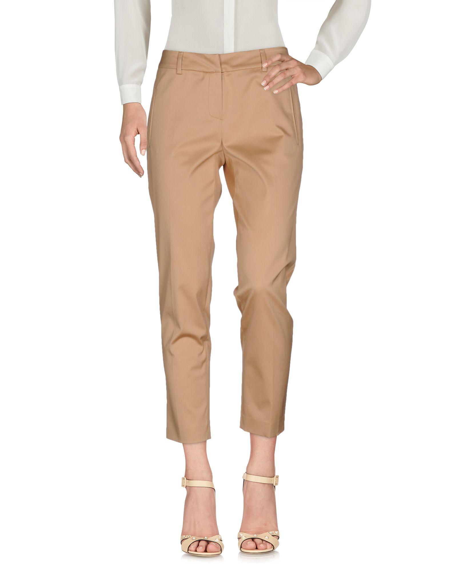 REGGIANI Повседневные брюки reggiani короткое платье