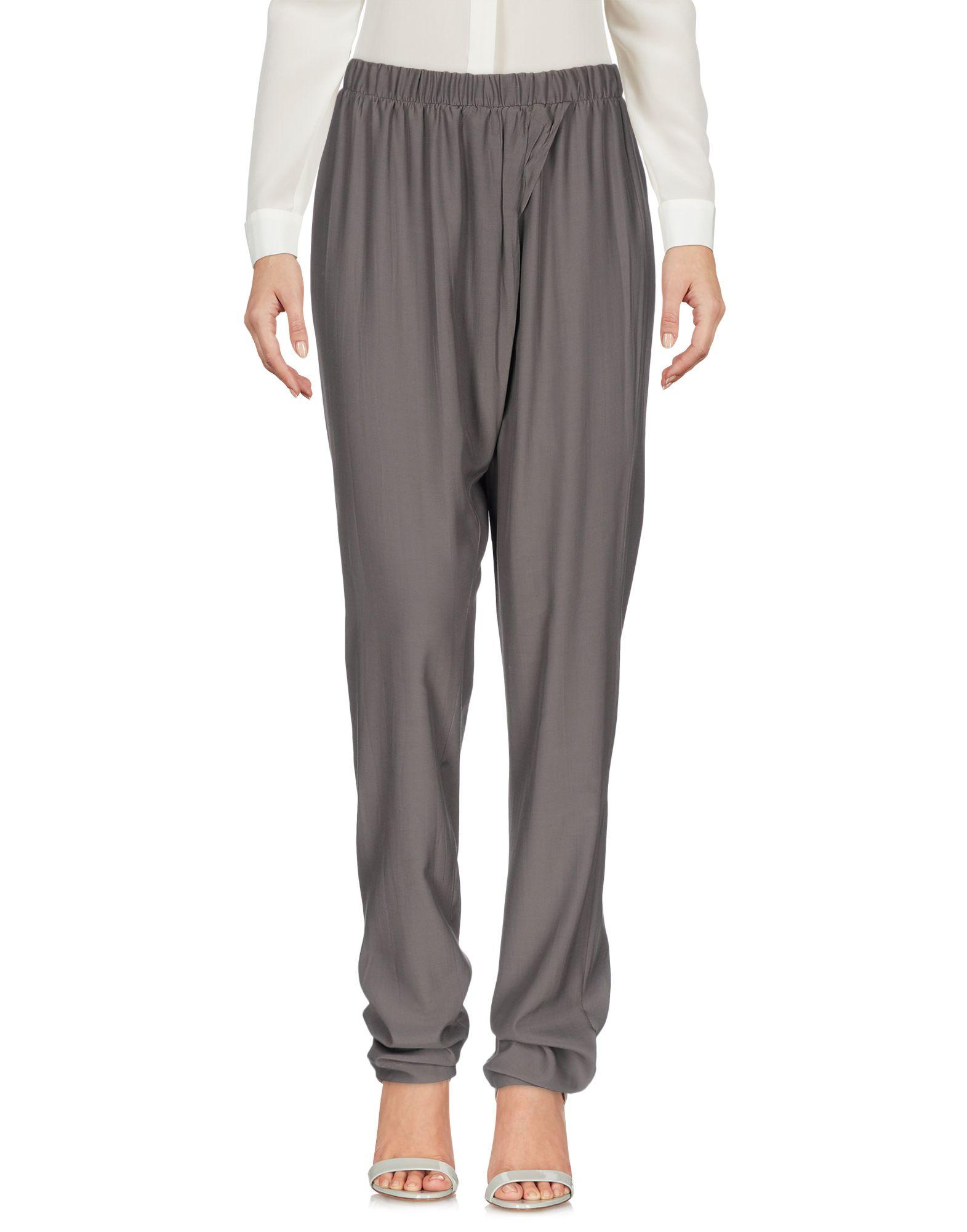 ANIYE BY Damen Hose Farbe Grau Größe 3