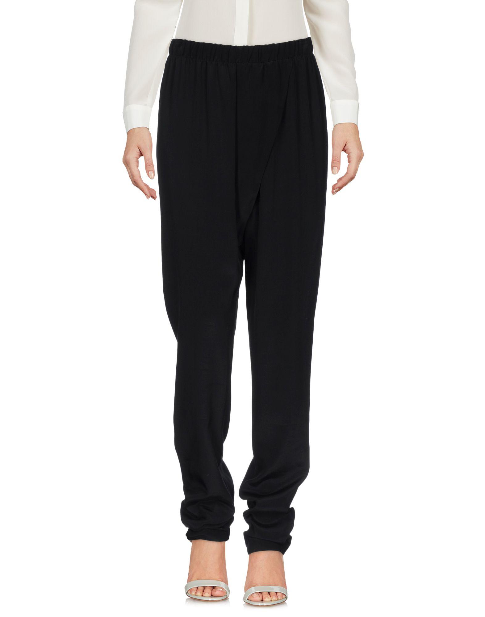 ANIYE BY Damen Hose Farbe Schwarz Größe 2