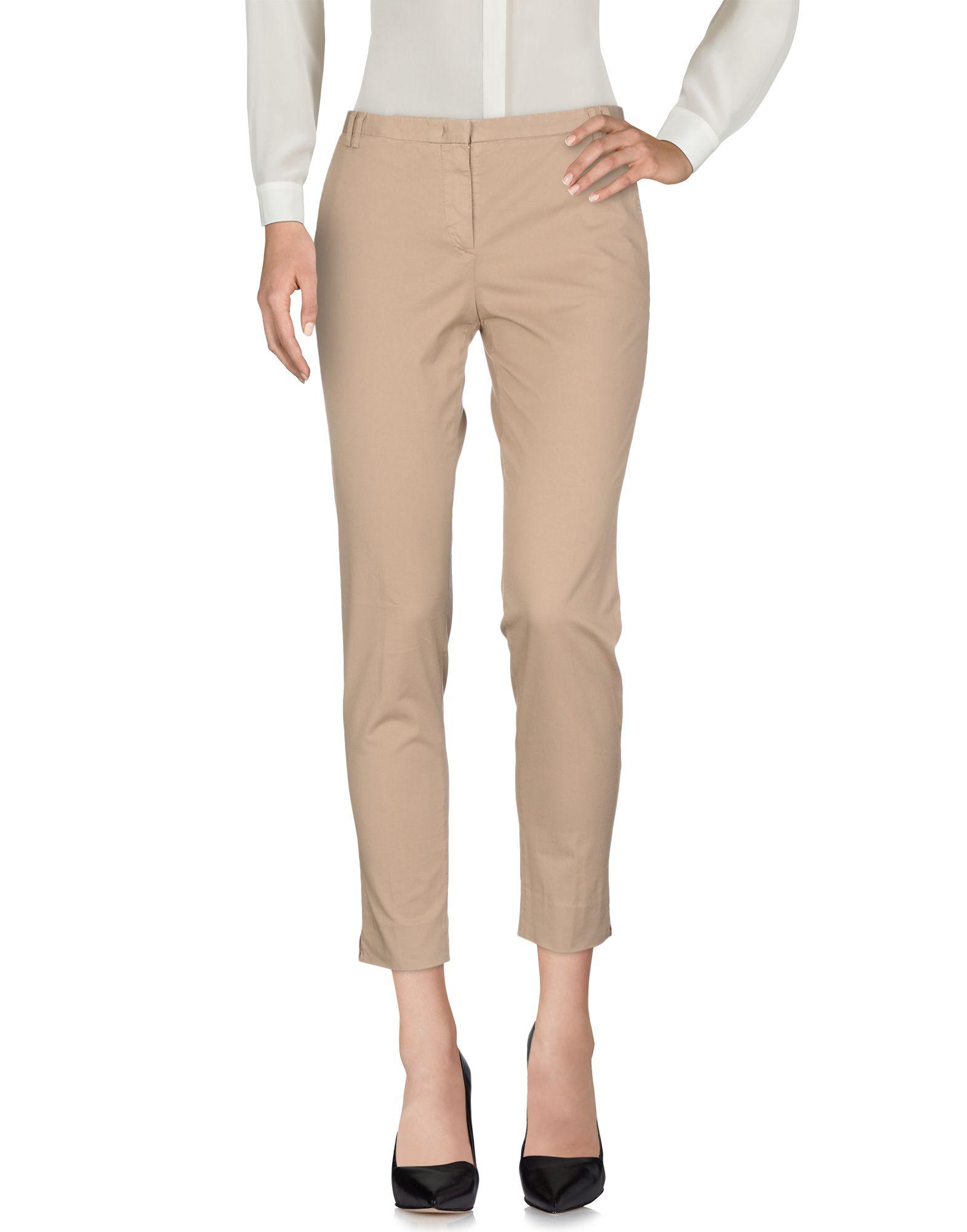 FABIANA FILIPPI Повседневные брюки брюки и капр