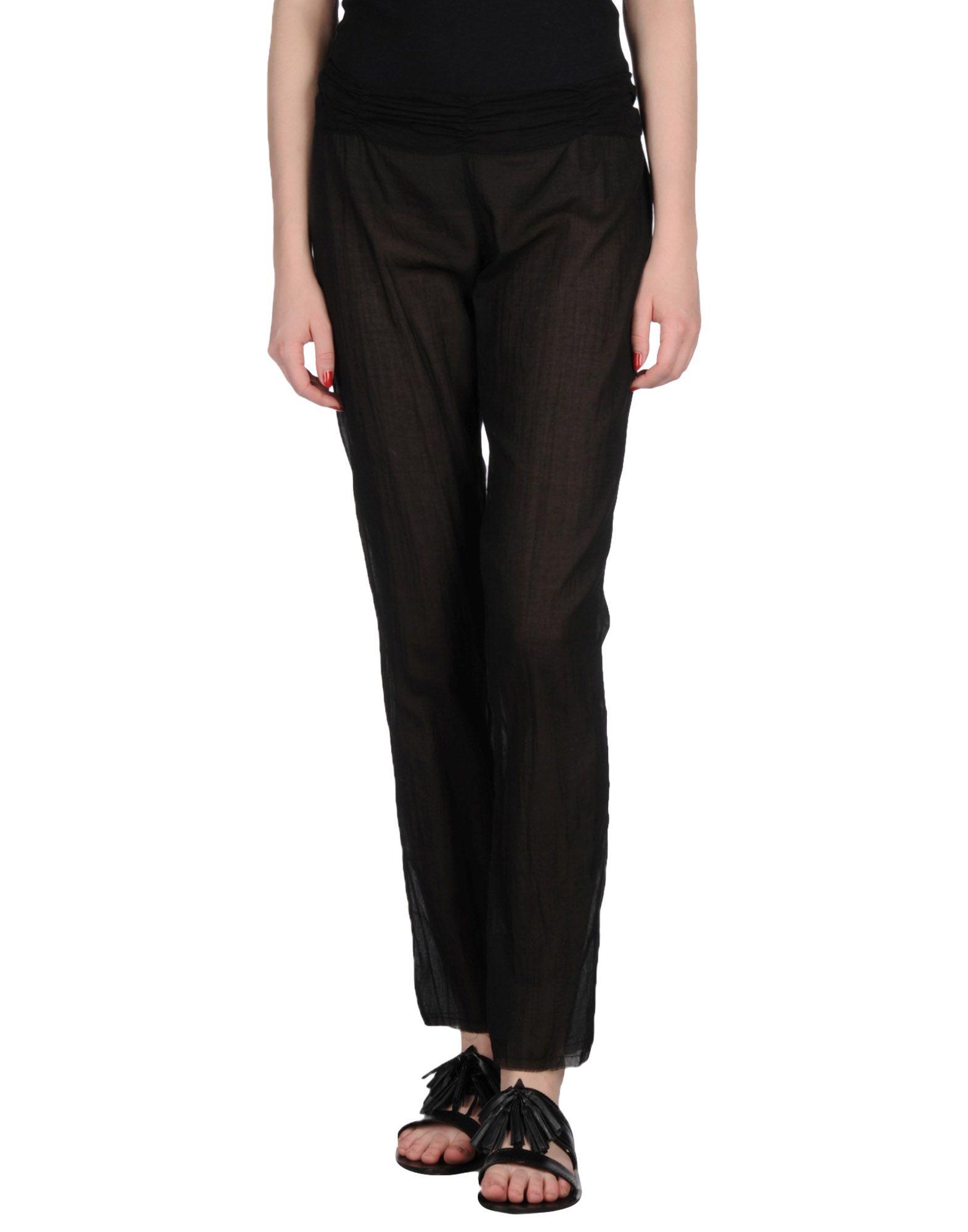 ANIYE BY Damen Hose Farbe Schwarz Größe 4