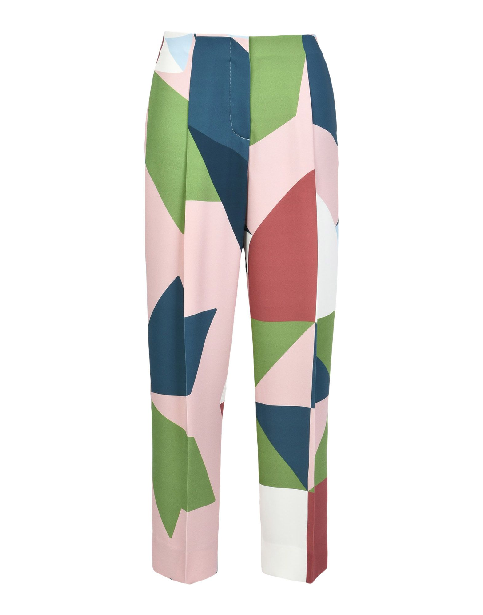 PARDENS Casual Pants in Pink