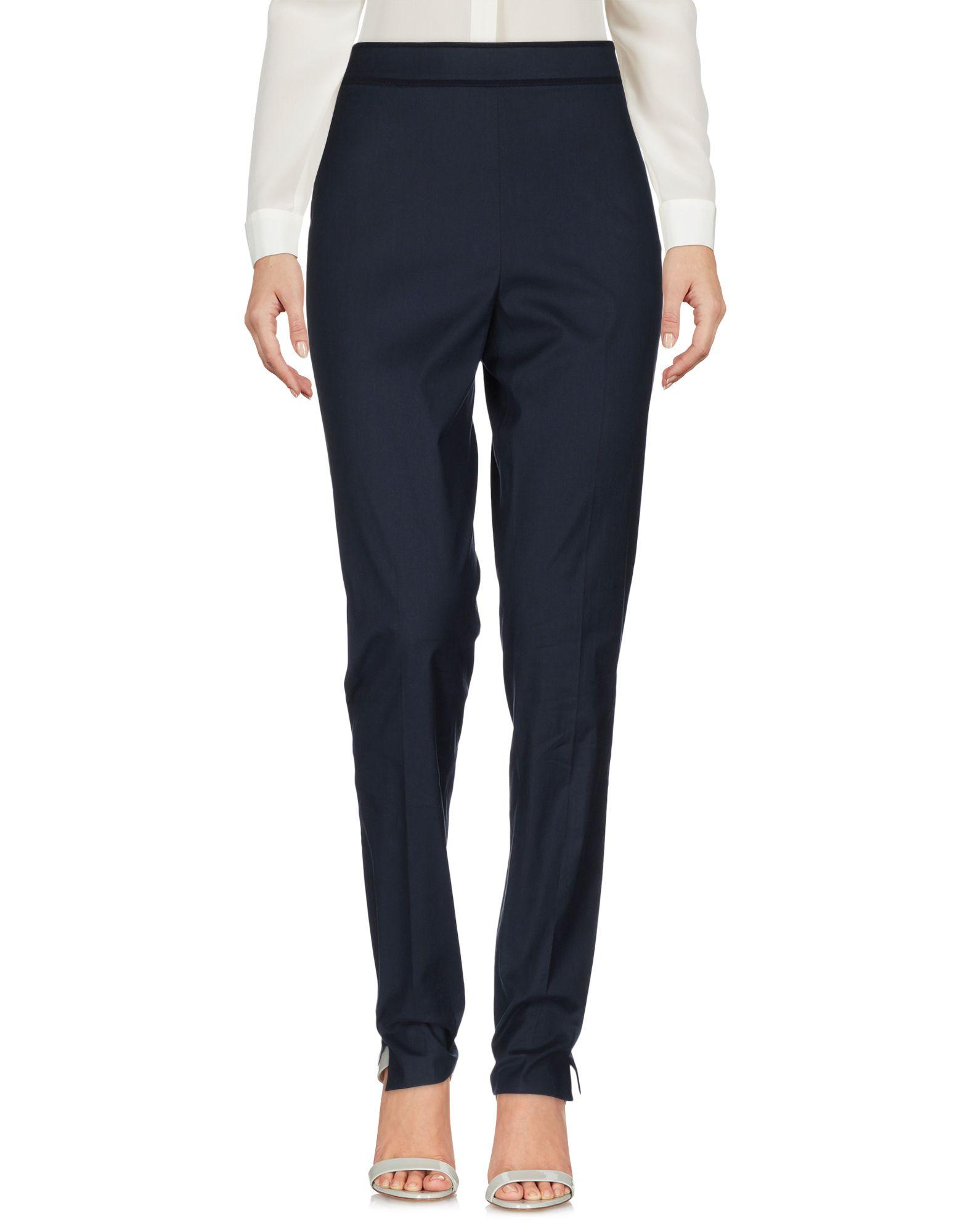RENA LANGE Повседневные брюки rena lange футболка с короткими рукавами
