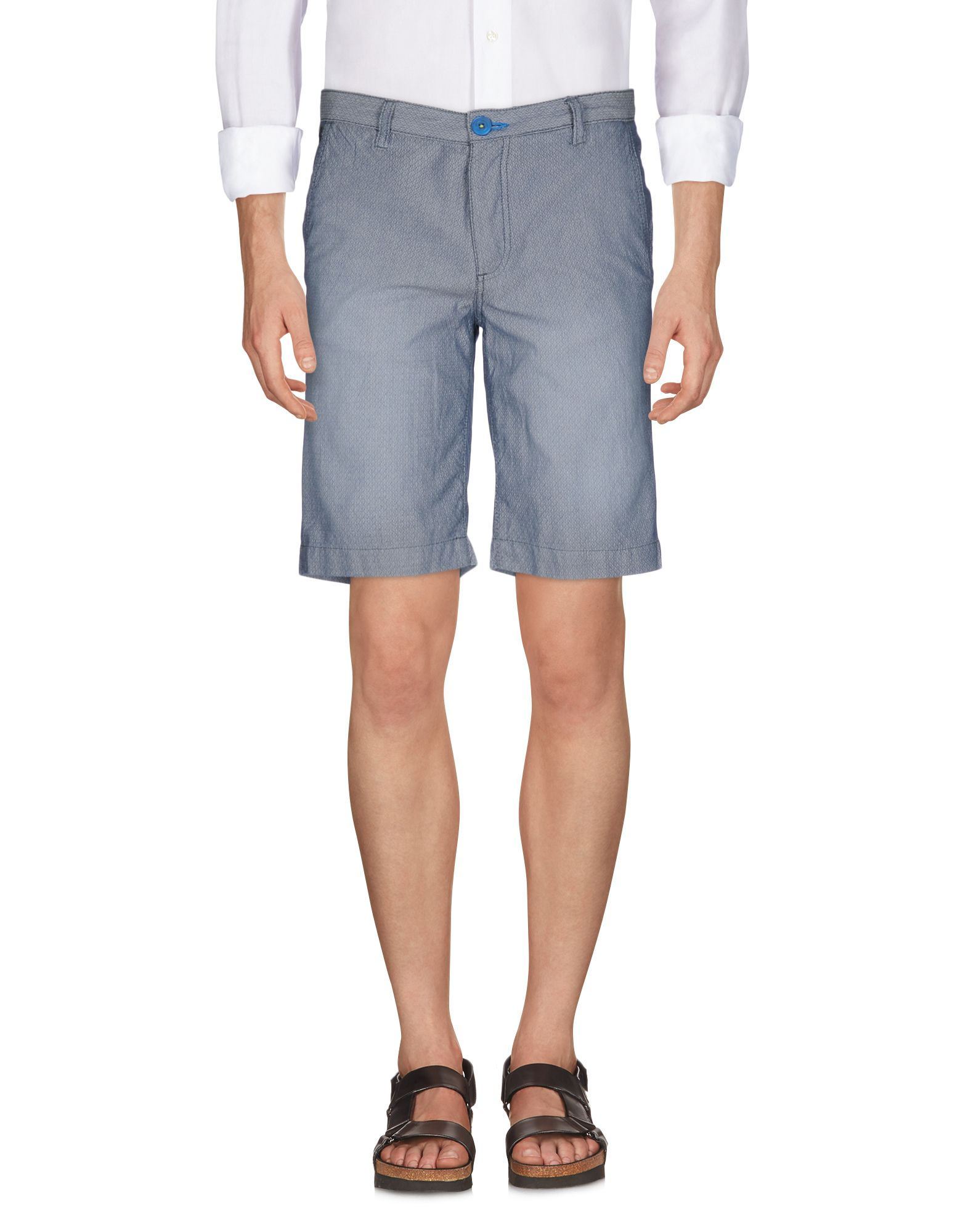 FRED MELLO Бермуды fred mello повседневные брюки
