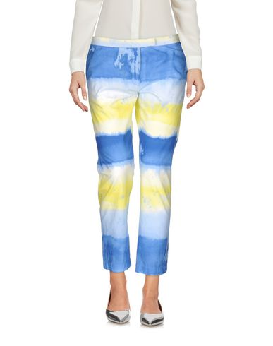 MSGM TROUSERS 3/4-length trousers Women