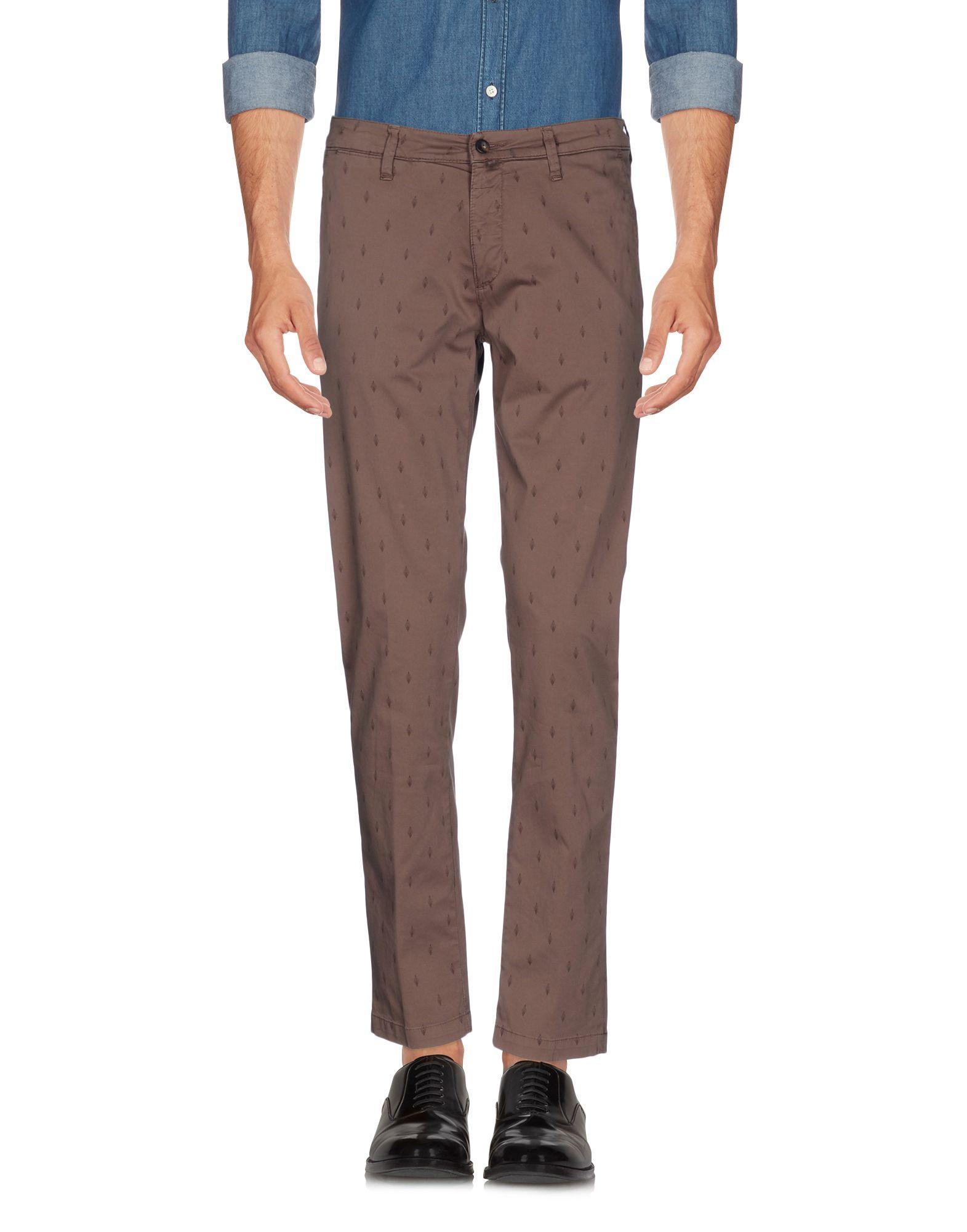 BRIGLIA 1949 Повседневные брюки