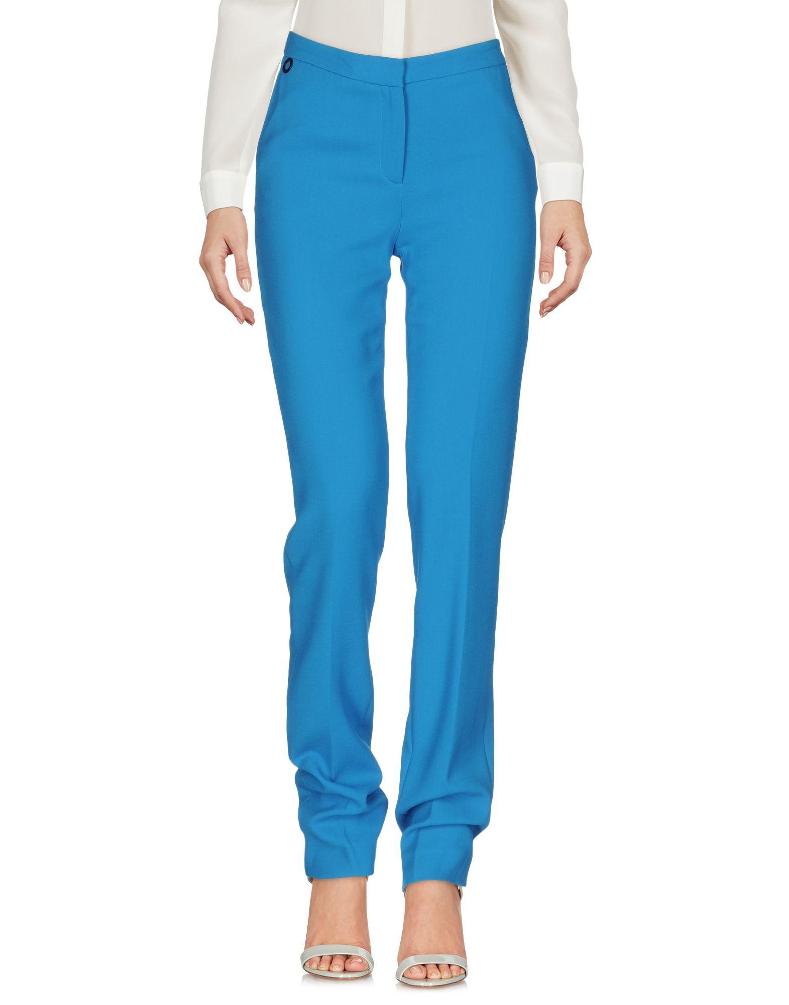 MANILA GRACE DENIM Повседневные брюки manila grace классические брюки