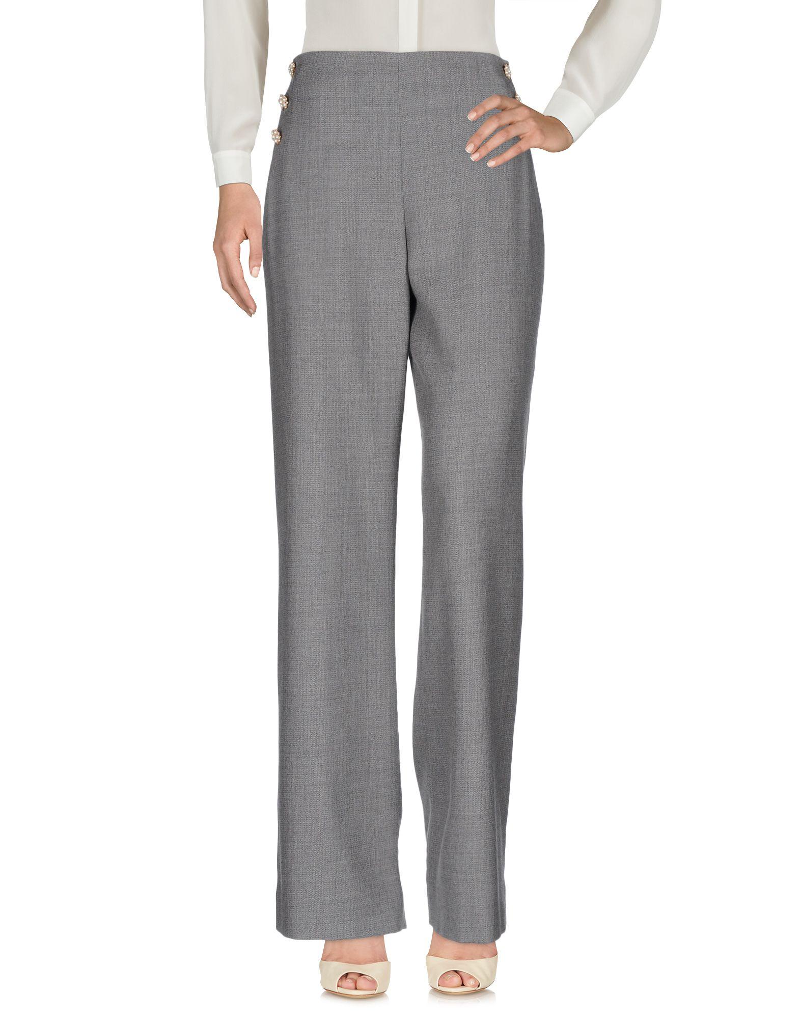 EDWARD ACHOUR Повседневные брюки брюки edward achour