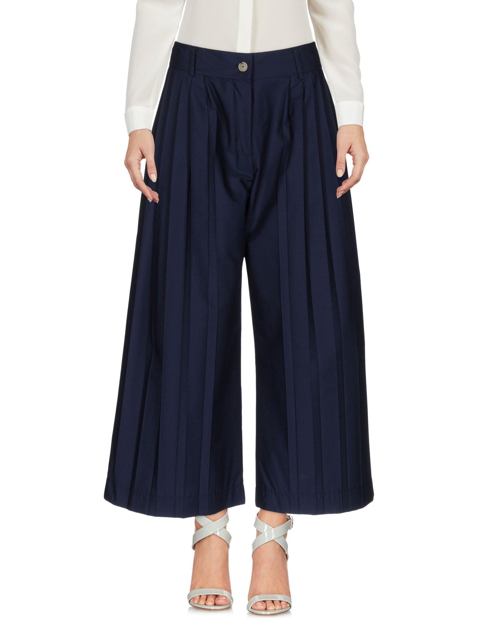 JANE BLANC Paris Повседневные брюки poivre blanc брюки мембранные w16 0922 jrby на лямках черный