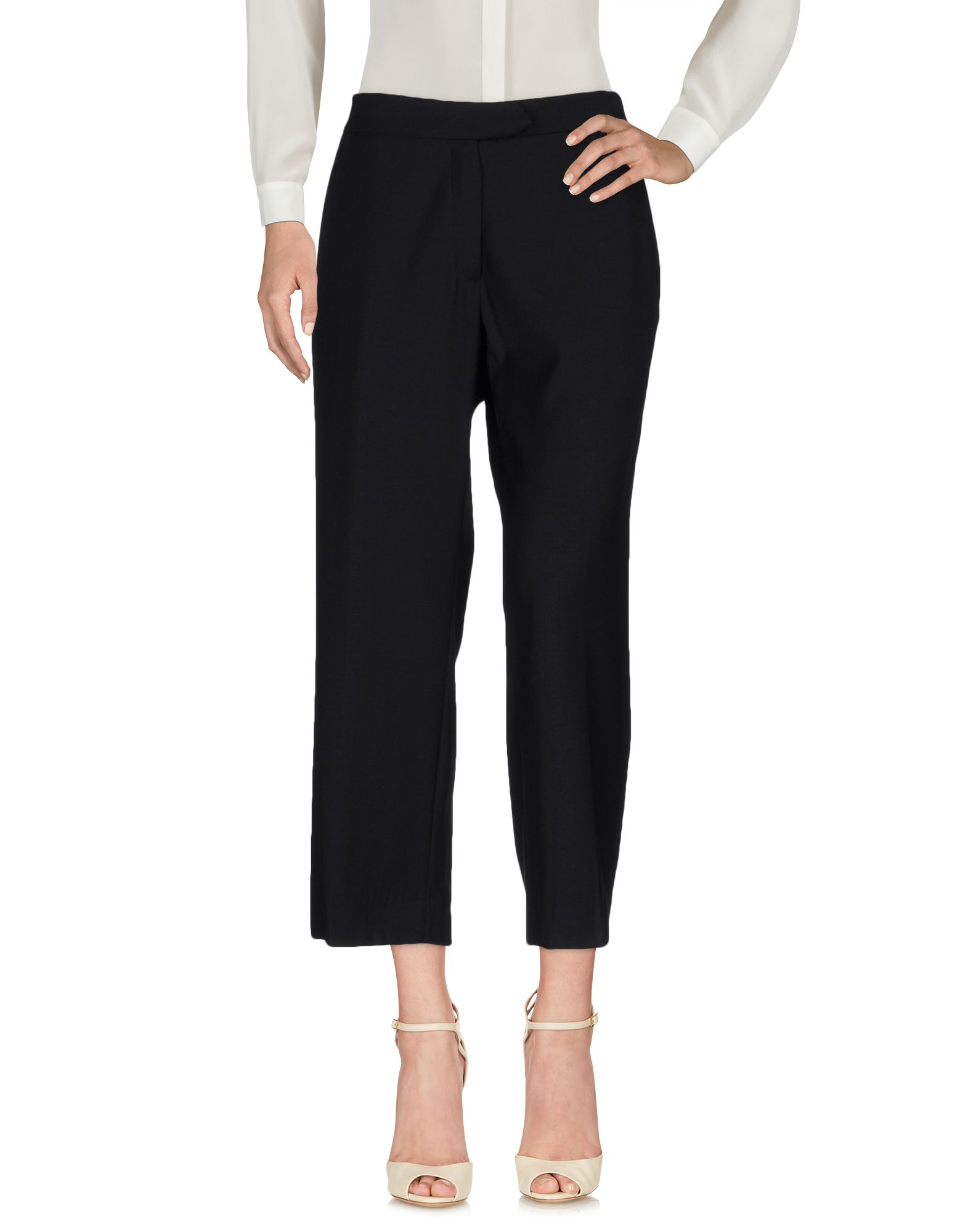 PREEN by THORNTON BREGAZZI Damen Hose Farbe Schwarz Größe 4