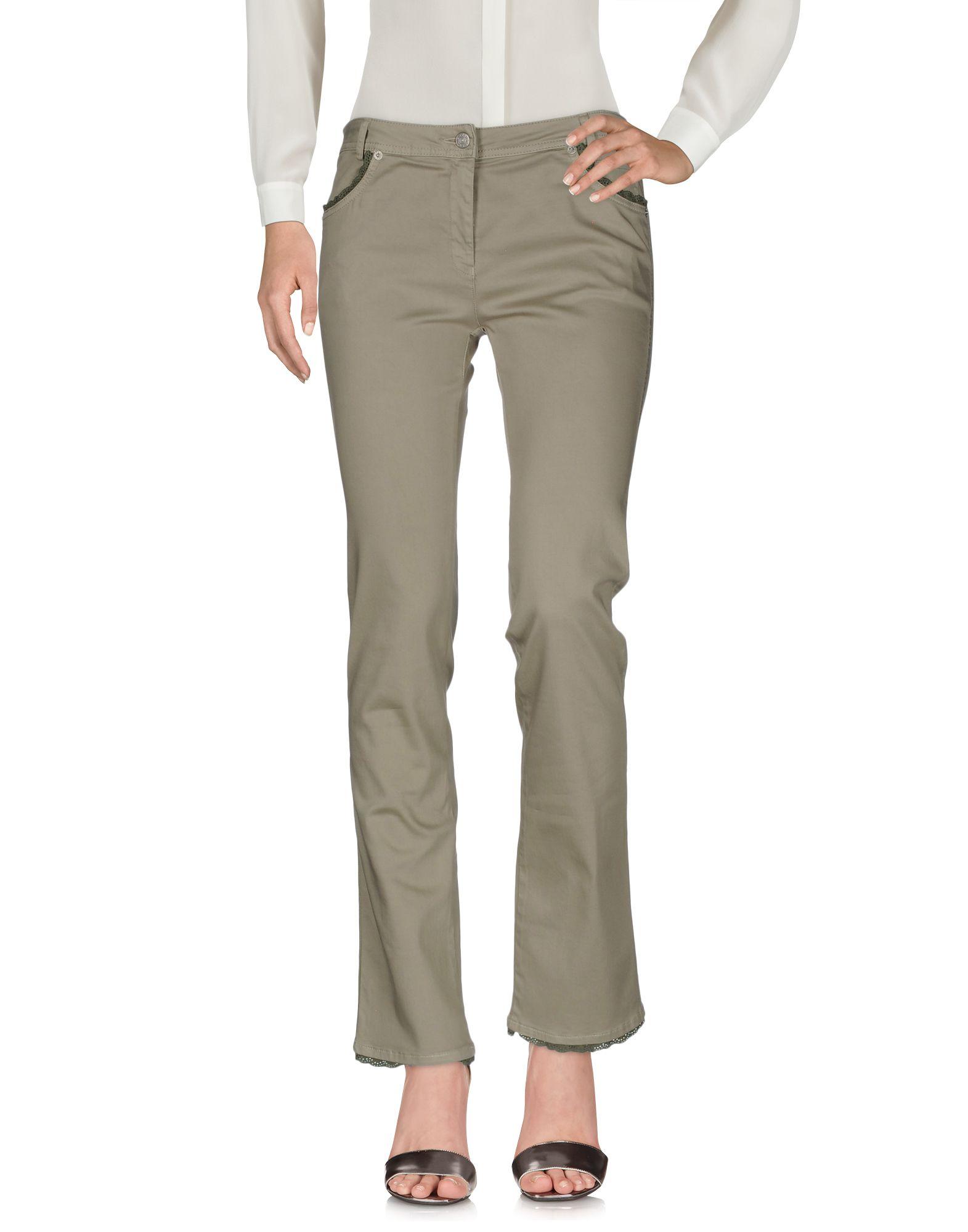 цена TRICOT CHIC Повседневные брюки онлайн в 2017 году