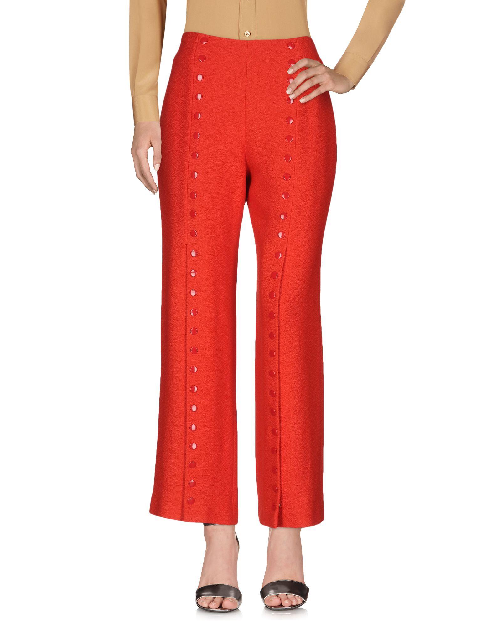 ROSIE ASSOULIN Повседневные брюки rosie assoulin повседневные брюки